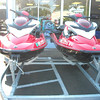 Stock # 913 Pair of Sea Doo RXP215 :