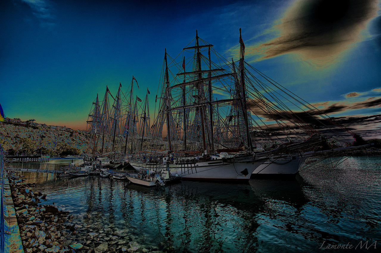 Tall Ships 3 Solarize DP 2012