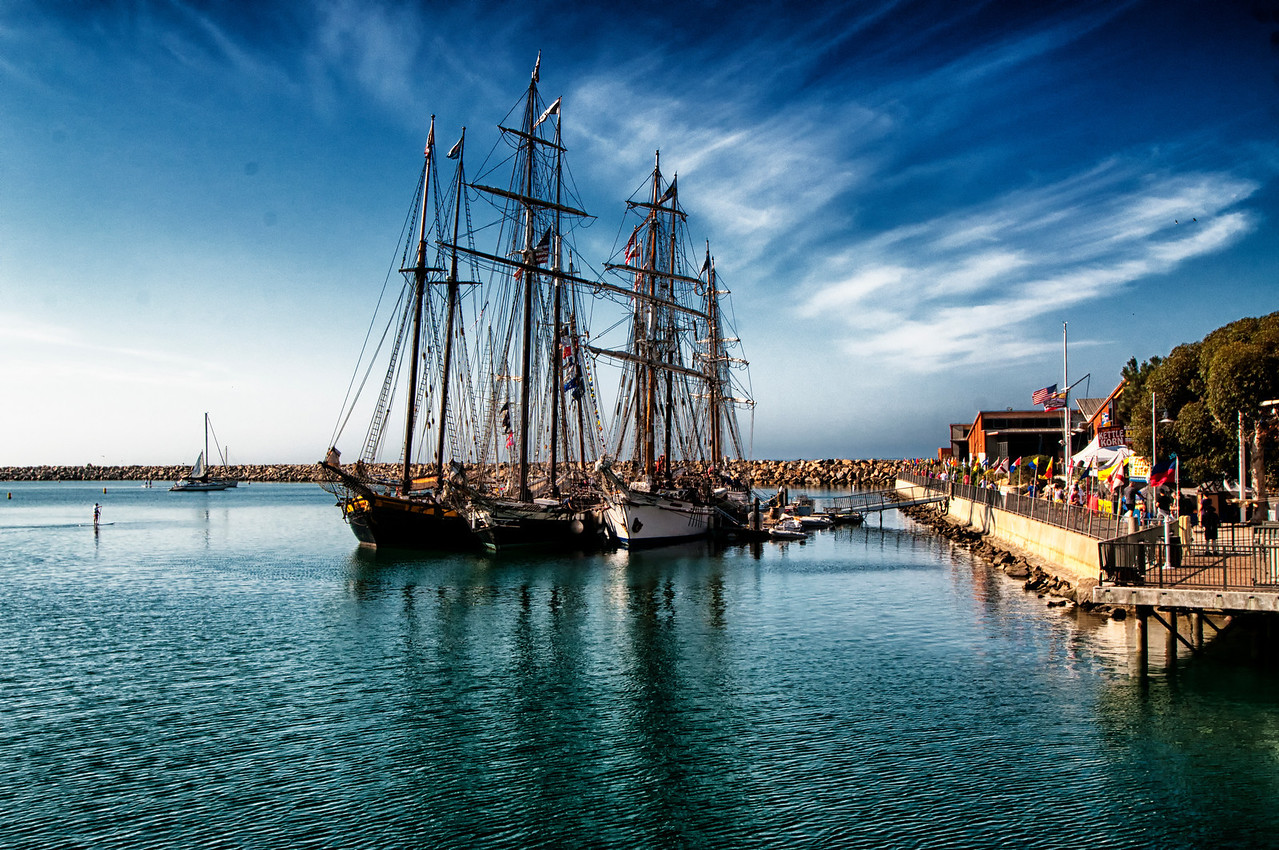 Tall Ships DP 2012