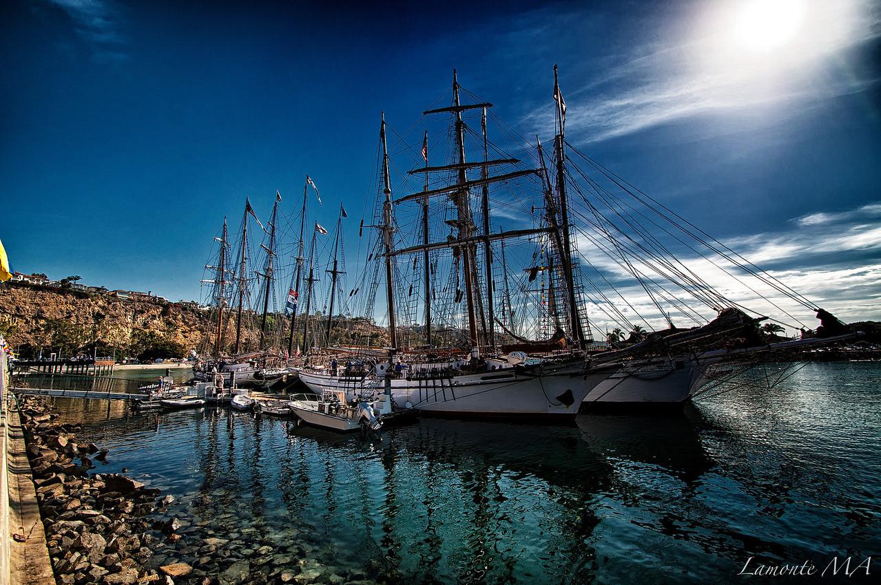 Tall Ships 3 DP 2012