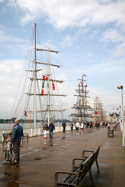 Tall Ships Race - Antwerp 2006