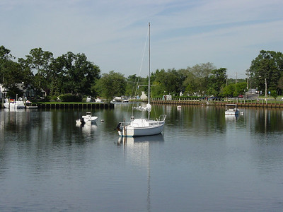 Great Egg Harbor River in Mays Landing