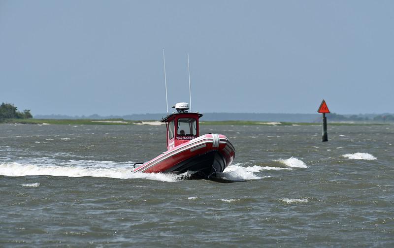 TowBoatUS in Jekyll Creek and Jekyll Harbor Marina 06-20-19