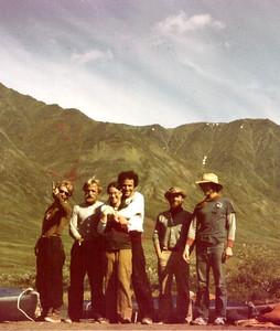 1979.07 John River, Brooks Range, Anaktuvuk Pass to Bettles