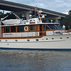 Trumpy Yacht America at Jekyll Harbor Marina 10-26-19