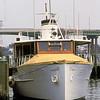 "Trumpy Yacht ""Drifter"" at Norfolk"