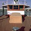 "The Trumpy Yacht ""Drifter"" at Golden Isle Marina at St. Simons"