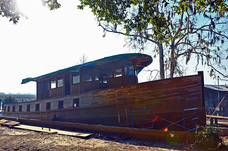 1918 Trumpy Friendship getting HUGE overhaul at George's Boatyard as the last boat worked on before developer takes over site for Condominiums.