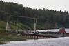 Marine railway at Moosonee.