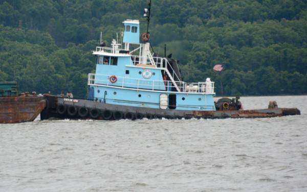 Caitlin Ann Don Jon Marine 6/24/14  13:01 hd hrs Newburgh Landing