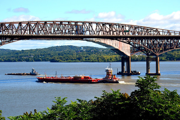 Dean Reinaauer Newburgh - Beacon Bridge 9/14/13