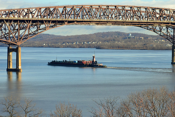 Mary Turecamio Newburgh - Beacon Bridge