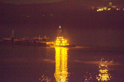 Tugs on the Hudson