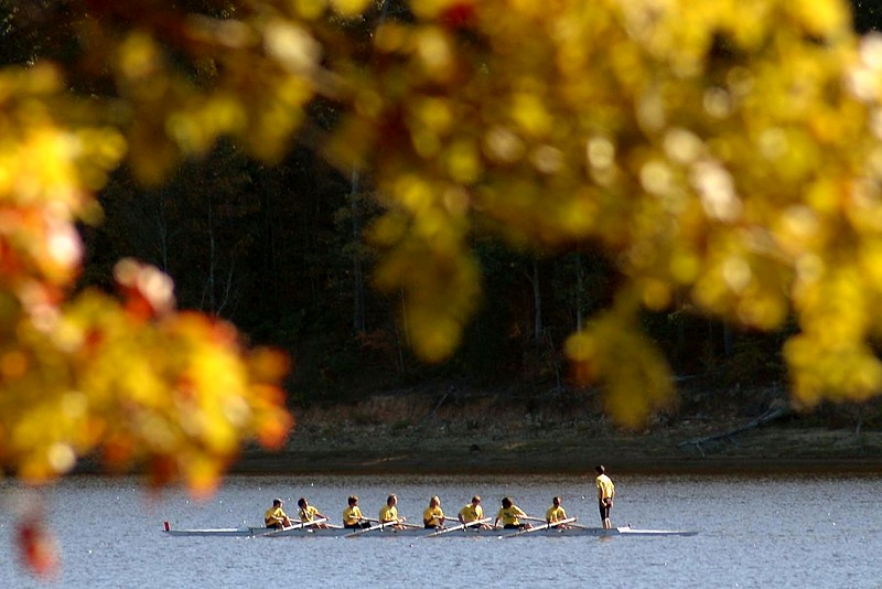 "UNCW Crew, "" Carolina Showdown """