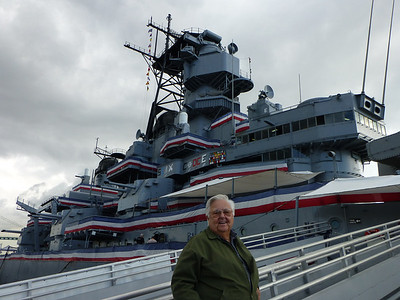 USS IOWA - Los Angeles, 2012