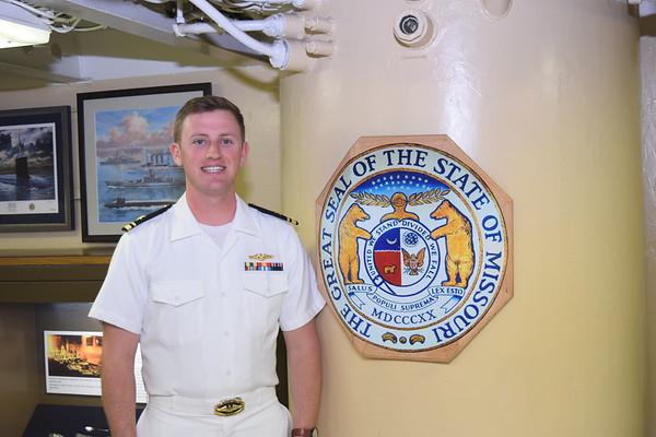USS Missouri BB -63 MoJo 3-29-18  -SSN 780 Missouri submarine talk