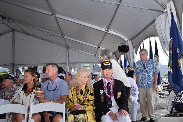 USS Missouri BB-63 End of WW II 73 Ann. Sept 2 2018