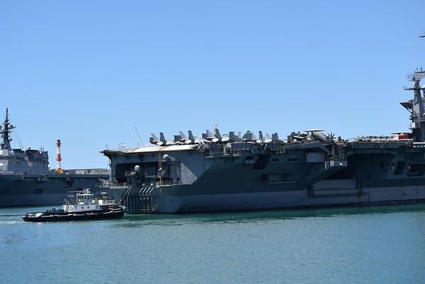 USS Stennis CV-74 July-11-16