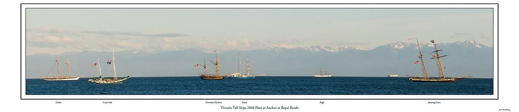 Victoria Tall Ship Festivals