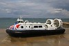 IOW Hovercraft 'Island Flyer' Ryde 13th August 2018