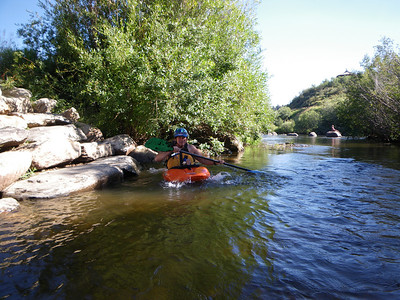 Yampa River - Town Run 8.20