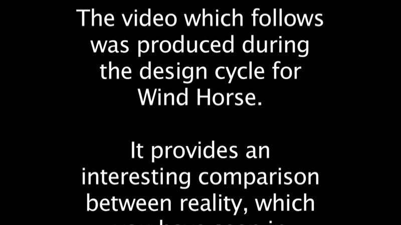 FPB Series design cycle. The historic basis for the FPB Series and the process which lead to Wind Horse. Part one of two.