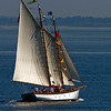 "Schooner Olad. This is a day sailing charter out of Camden Harbor. Its a 57' vessel built in 1927.  <a href=""http://www.maineschooners.com"">http://www.maineschooners.com</a>."