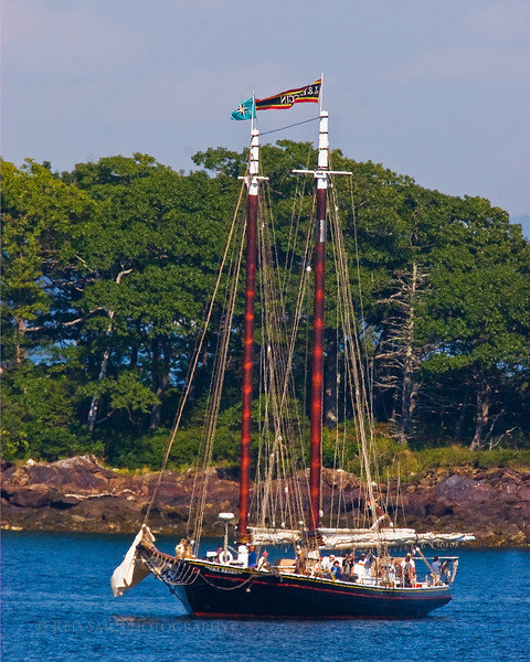 "Schooner J.& E. Riggin. This vessel was built in 1927 in Dorchester New Jersey. More info at  <a href=""http://www.mainewindjammer.com"">http://www.mainewindjammer.com</a>"