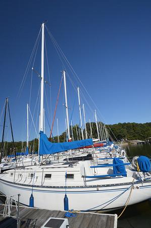Women's Skipper Race - 13 October 2013 - Barefoot Sailing Club