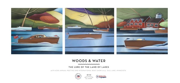 Woods and Water 2015
