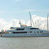 "Tiger Woods' Yacht ""Privacy"" 06-18-20"