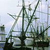Salvage of the Ben Lee at the Brunswick, Georgia Mary Ross Waterfront Park Shrimp Boat Docks