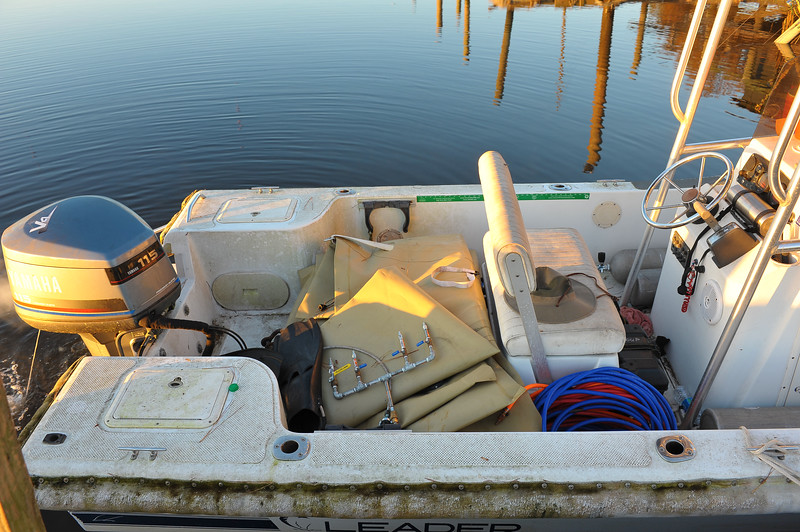 Salvage at Blu-in-Hal by Lighthouse Dive Services 10/2017 Multiple Days