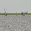 Miss Savannah Shrimp Boat Sunk on Sandbar near Brunswick, Georgia 05-07-09