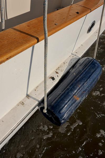 Vessel  on Intracoastal Waterway  Georgia