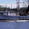 Shrimp Boats of the Golden Isles - Capt Bobby & the Jean M Sunk