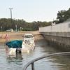 Small Boat Salvage - Fernandina Beach, FL - TowBoatUS Brunswick/Fernandina 09-28-11