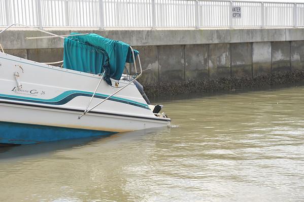 Small Boat Salvage Fernandina 09-28-11 - Southeastern