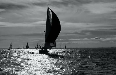 Solent yachts.
