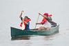 2010 June 21: National Aboriginal Day Coed Paddle Canoe Races in Moosonee