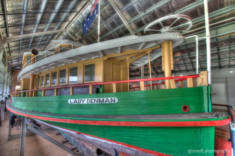 Lady Denman Ex Manly Ferry