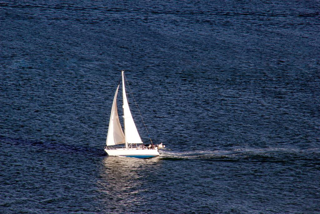 Sailing Fair Winds