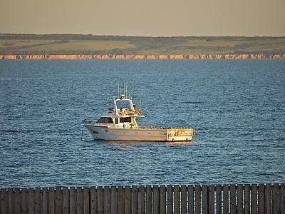 Dusk at Nepean Bay