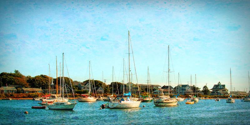 Martha's Vineyard Harbor