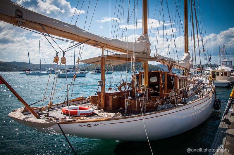 Timber Boat Festival