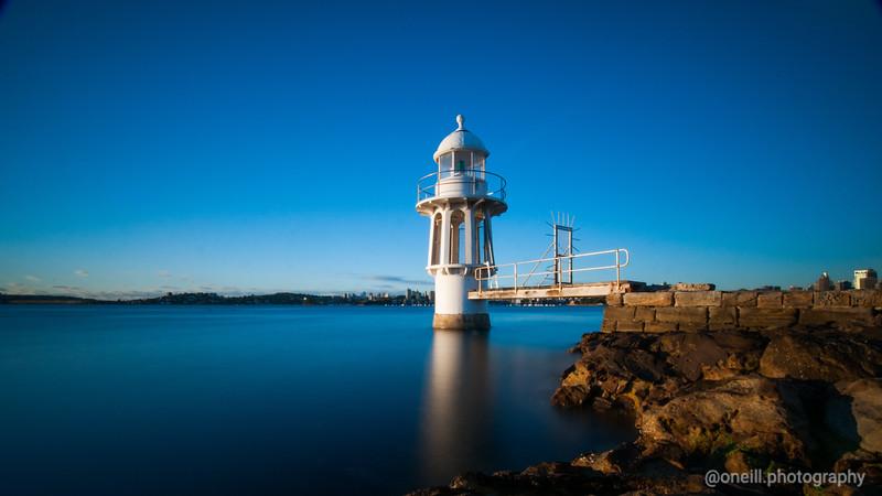 Cremorne Point Light