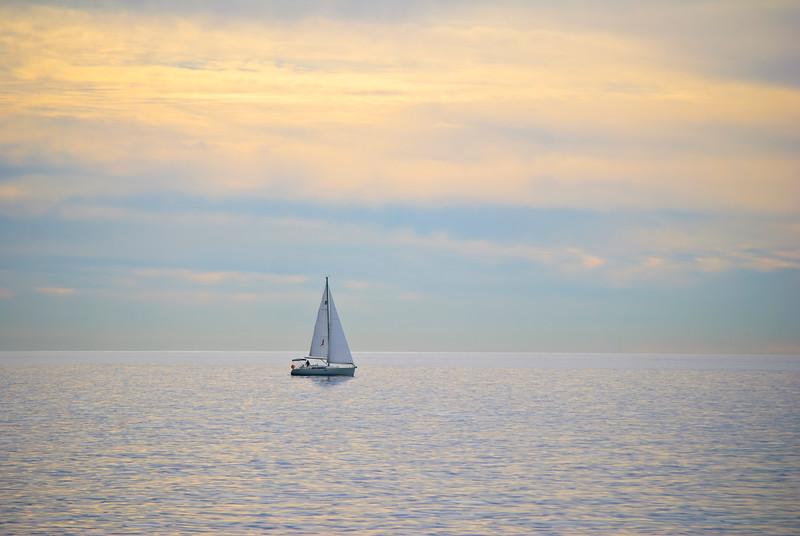 Morning Sailing
