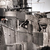 Cannons Of Battleship Texas
