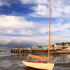 Waiting for the tide, Provincetown, Cape Cod