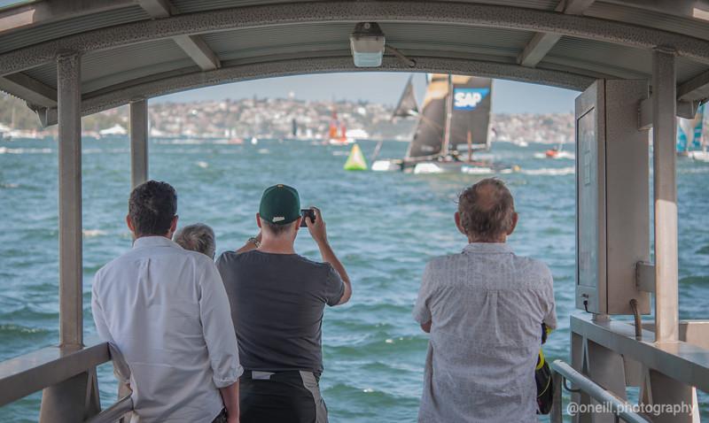 Extreme Sailing Sydney